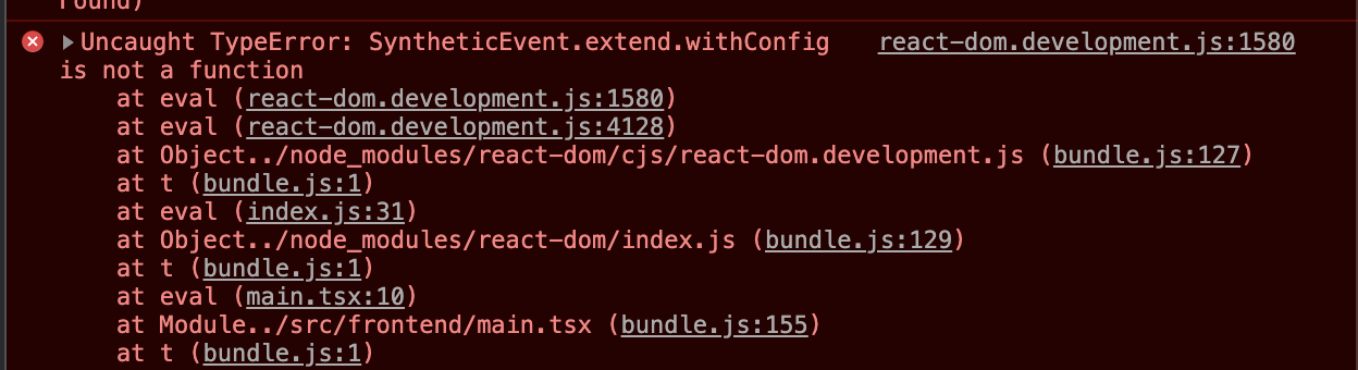 typescript-plugin-styled-componentsでSyntheticEvent.extend.withConfig is not a functionのエラーで動かない